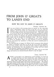 Cover of: From John O
