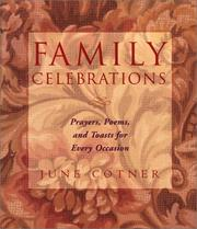 Cover of: Family Celebrations