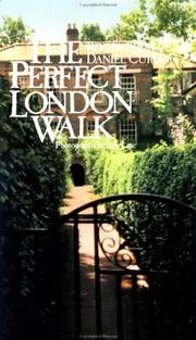 Cover of: The perfect London walk