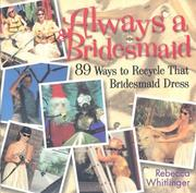 Cover of: Always a bridesmaid