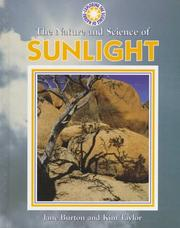 Cover of: The nature and science of sunlight | Burton, Jane.