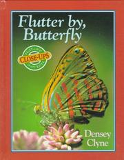 Cover of: Flutter by, butterfly | Densey Clyne