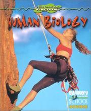 Cover of: Human Biology (Discovery Channel School Science)