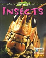 Cover of: Insects (Discovery Channel School Science)