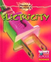 Cover of: Electricity (Discovery Channel School Science) |