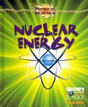 Cover of: Nuclear Energy (Discovery Channel School Science)