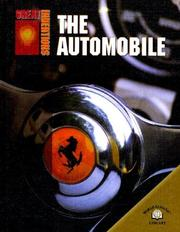 Cover of: The Automobile (Great Inventions)