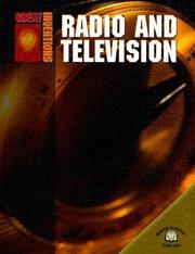 Cover of: Radio And Television (Great Inventions)