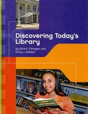 Cover of: Discovering Today's Library