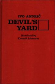 Cover of: Devil's yard