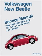 Cover of: Volkswagen New Beetle: Service Manual