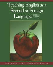 Cover of: Teaching English as a Second or Foreign Language | Marianne Celce-Murcia