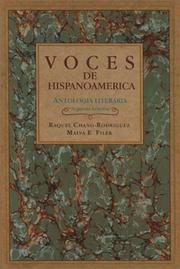 Cover of: Voces de Hispanoamérica