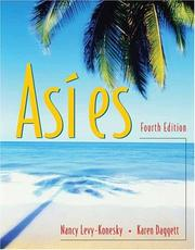 Cover of: Asi es (with Audio CD) | Nancy Levy-Konesky