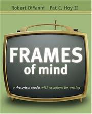 Cover of: Frames of Mind | Robert DiYanni