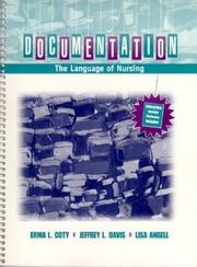 Cover of: Documentation | Erma L. Coty