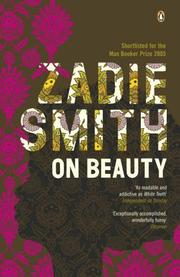 Cover of: On Beauty | Zadie Smith