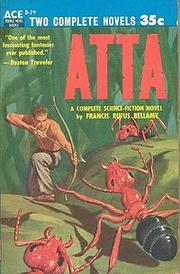Cover of: Atta by Francis Rufus Bellamy