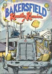 Cover of: Bakersfield kountry comics | Larry D. Welz