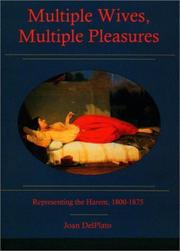 Cover of: Multiple Wives, Multiple Pleasures | Joan DelPlato