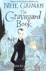 Cover of: The Graveyard Book