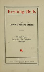 Cover of: Evening bells. | George A. Smith