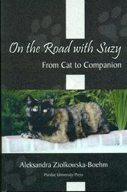 Cover of: On the road with Suzy by Aleksandra Ziolkowska-Boehm.
