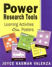Cover of: Power Research Tools