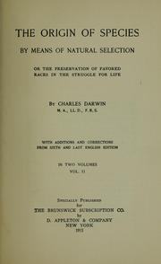 an analysis of charles darwins the origin of species In 1859, charles darwin first made public his theory of evolution in the origin of  species this text illustrates the premise of adaptive change of.