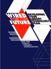 Cover of: Wired for the future by Diane Mayo