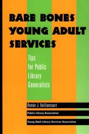 Cover of: Bare bones young adult services