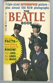 The Beatle Book by Lancer Books Inc.