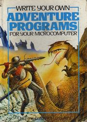 Write Your Own Adventure Programs by Jenny Tyler, Les Howarth