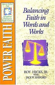Cover of: Power faith--balancing faith in words and works