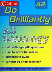 Cover of: A2 sociology | Rob Webb