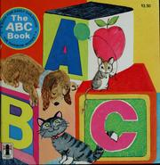 Cover of: The ABC book | June Goldsborough