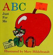 Cover of: ABC | Mary Hildebrandt