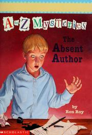 Cover of: The absent author