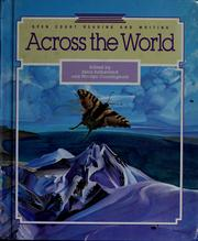 Cover of: Across the world |