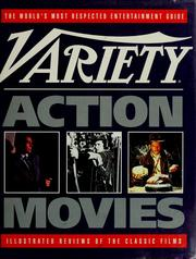 Cover of: Action movies |