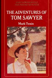 Cover of: The Adventures of Tom Sawyer |