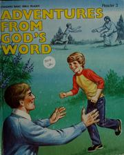 Cover of: Adventures from God's word | Patricia Ann Burke