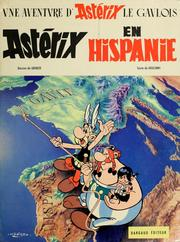 Cover of: Astérix en Hispanie by René Goscinny