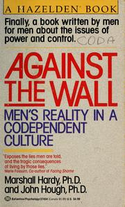 Cover of: Against the wall | Marshall Hardy