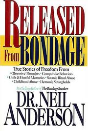 Cover of: Released from bondage