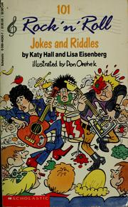 Cover of: 101 Rock and Roll Jokes and Riddles by Katy Hall