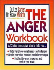 Cover of: The anger workbook | Les Carter