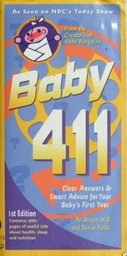 Cover of: Baby 411 | Ari Brown