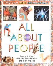 Cover of: All about people |