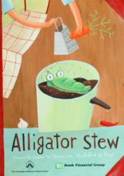 Cover of: Alligator stew | Lee, Dennis